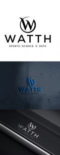Logo & Huisstijl # 1084259 voor Logo en huisstijl voor WATTH sport  science and data wedstrijd
