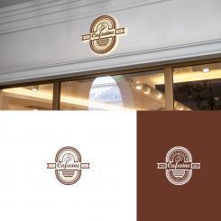 Logo & Huisstijl # 1134143 voor Ontwerp een korte  krachtige en pakkende bedrijfsnaam voor Espressobar! wedstrijd