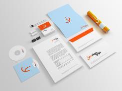 Logo & Corp. Design  # 504696 für Entwerfen Sie ein modernes+einzigartiges Logo und Corp. Design für Yoga Trainings Wettbewerb