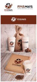 Logo & Huisstijl # 1015690 voor Five Ways Coffee Roastery and Cafe wedstrijd