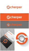 Logo & Huisstijl # 437709 voor Rotterdams onderzoeks- en adviesbureau Scherper zoekt passend logo+huisstijl wedstrijd