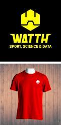 Logo & Huisstijl # 1084885 voor Logo en huisstijl voor WATTH sport  science and data wedstrijd