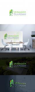 Logo & Huisstijl # 1101503 voor Het logo voor 'Verander Duurzaam' dat alles zegt  wedstrijd