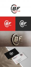 Logo & stationery # 1232770 for Brand logo for trucking company contest