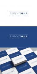 Logo & Huisstijl # 1030570 voor Ontwerp logo en huisstijl voor e rechtshulp com wedstrijd