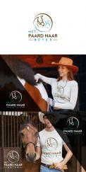 Logo & Huisstijl # 1238539 voor Ontwerp een sprekend logo voor  Met paard naar beter   wedstrijd