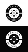 Logo & stationery # 1227406 for creation of a logo for a food   coffee shop contest
