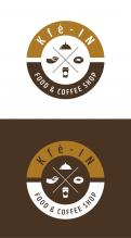 Logo & stationery # 1227407 for creation of a logo for a food   coffee shop contest
