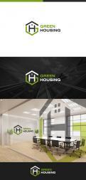 Logo & Huisstijl # 1060982 voor Green Housing   duurzaam en vergroenen van Vastgoed   industiele look wedstrijd