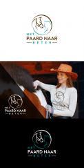 Logo & Huisstijl # 1239049 voor Ontwerp een sprekend logo voor  Met paard naar beter   wedstrijd