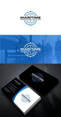 Logo & Huisstijl # 1193906 voor Ontwerp maritiem logo   huisstijl voor maritiem recruitment projecten bureau wedstrijd