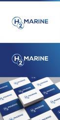 Logo & Huisstijl # 1043634 voor Een logo huisstijl voor een internationaal premium system integrator van H2  Hydrogen waterstof  installaties in de scheepvaart yachtbouw wedstrijd