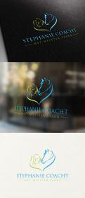 Logo & Huisstijl # 976326 voor Meester paard en juf Stephanie coachen wedstrijd