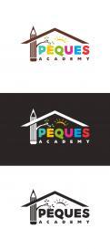 Logo & Huisstijl # 1027395 voor Peques Academy   Spaanse lessen voor kinderen spelenderwijs wedstrijd