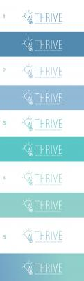 Logo & Huisstijl # 997101 voor Ontwerp een fris en duidelijk logo en huisstijl voor een Psychologische Consulting  genaamd Thrive wedstrijd
