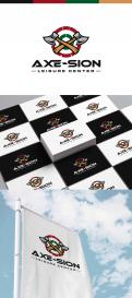 Logo & stationery # 1150690 for Create our logo and identity! We are Axe Sion! contest