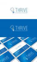 Logo & Huisstijl # 997006 voor Ontwerp een fris en duidelijk logo en huisstijl voor een Psychologische Consulting  genaamd Thrive wedstrijd