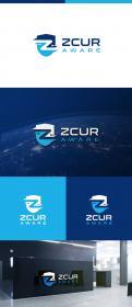 Logo & Huisstijl # 1004935 voor Logo   Huisstijl voor bedrijf Informatiebeveiliging en Privacy  ZCUR  wedstrijd