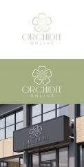 Logo & Huisstijl # 1135049 voor Logo   huisstijl voor orchideeen webshop wedstrijd