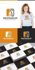 Logo & Huisstijl # 1144386 voor Ontwerp een herkenbaar  toegankelijk maar hip logo voor een online platform dat restaurants met content creators  Instagram  verbindt! wedstrijd