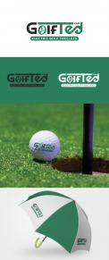 Logo & stationery # 1170269 for Design a logo and corporate identity for GolfTed   electric golf trolleys contest
