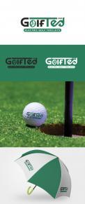 Logo & Huisstijl # 1170269 voor Ontwerp een logo en huisstijl voor GolfTed   elektrische golftrolley's wedstrijd