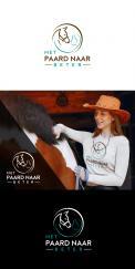 Logo & Huisstijl # 1238686 voor Ontwerp een sprekend logo voor  Met paard naar beter   wedstrijd