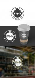 Logo & stationery # 1227258 for creation of a logo for a food   coffee shop contest