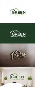 Logo & Huisstijl # 1061339 voor Green Housing   duurzaam en vergroenen van Vastgoed   industiele look wedstrijd