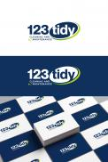 Logo & stationery # 1184738 for corporate identity and logo for a cleaning and maintenance company contest