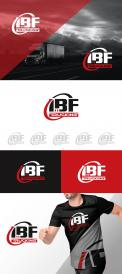 Logo & stationery # 1232693 for Brand logo for trucking company contest