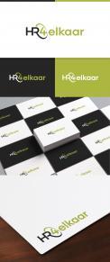 Logo & Huisstijl # 1164881 voor Ontwerp een Logo   Huisstijl voor nieuw bedrijf  HR4elkaar wedstrijd