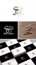Logo & Huisstijl # 1210225 voor MaPression Identity wedstrijd
