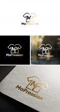Logo & Huisstijl # 1210231 voor MaPression Identity wedstrijd