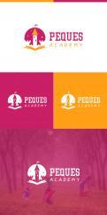 Logo & Huisstijl # 1028054 voor Peques Academy   Spaanse lessen voor kinderen spelenderwijs wedstrijd