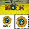 Logo & Huisstijl # 1046142 voor Beeldmerk en letterlogo   veganistische kaas wedstrijd