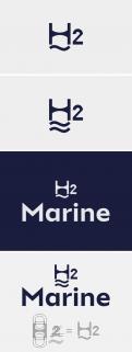 Logo & Huisstijl # 1043740 voor Een logo huisstijl voor een internationaal premium system integrator van H2  Hydrogen waterstof  installaties in de scheepvaart yachtbouw wedstrijd