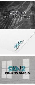 Logo & Huisstijl # 1103876 voor Ontwerp het beeldmerklogo en de huisstijl voor de cosmetische kliniek SKN2 wedstrijd