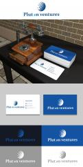 Logo & stationery # 1174502 for Pluton Ventures   Company Design contest