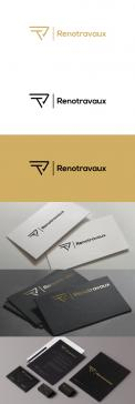 Logo & stationery # 1121068 for Renotravaux contest