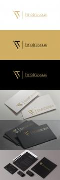 Logo & stationery # 1124078 for Renotravaux contest