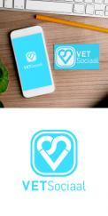 Logo & stationery # 1076866 for Design a trendy logo   stationery design for a social media company contest