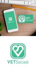 Logo & stationery # 1076867 for Design a trendy logo   stationery design for a social media company contest