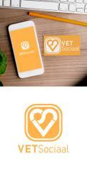 Logo & stationery # 1076869 for Design a trendy logo   stationery design for a social media company contest