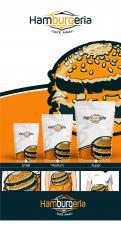 Logo & Huisstijl # 445189 voor logo voor een Burger Take-away en Menu wedstrijd