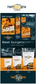 Logo & Huisstijl # 445190 voor logo voor een Burger Take-away en Menu wedstrijd
