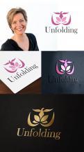 Logo & Huisstijl # 942113 voor 'Unfolding' zoekt logo dat kracht en beweging uitstraalt wedstrijd