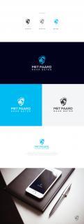 Logo & Huisstijl # 1242334 voor Ontwerp een sprekend logo voor  Met paard naar beter   wedstrijd