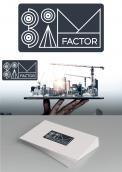 Logo & Huisstijl # 1169737 voor Minimalistisch ontwerp voor een bedrijf in de bouwsector wedstrijd