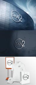 Logo & Huisstijl # 1098512 voor Ontwerp het beeldmerklogo en de huisstijl voor de cosmetische kliniek SKN2 wedstrijd